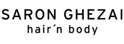 Logo Saron Ghezai schwarz